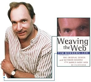 Father of World Wide Web-Tim Berners-Lee