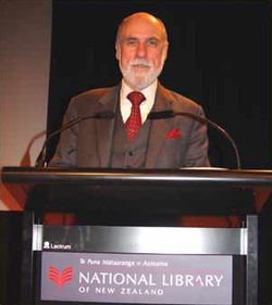Father of The Internet-Vinton Cerf